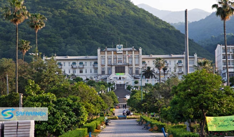 هتل قدیم رامسر رامسر