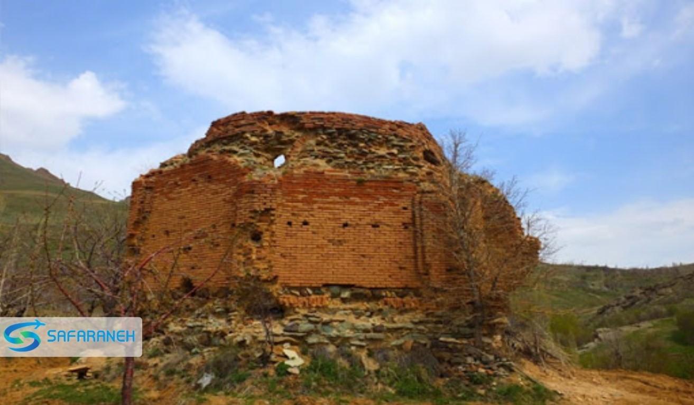 کافر گنبد قزوین