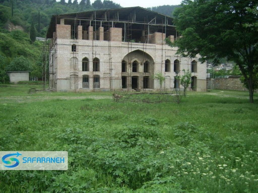 کاخ چشمه عمارت بهشهر