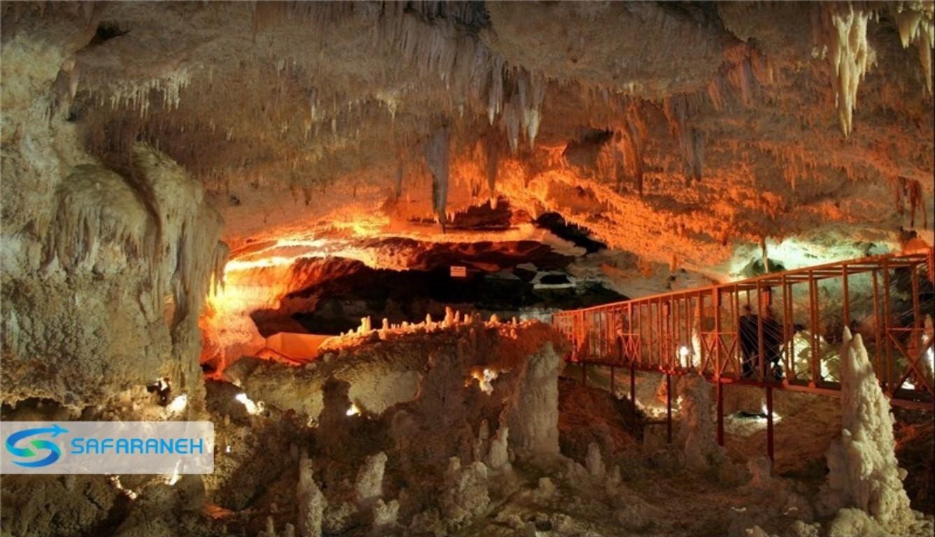 غار کتله خور خدابنده
