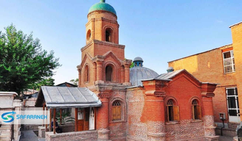 کلیساهای قزوین قزوین