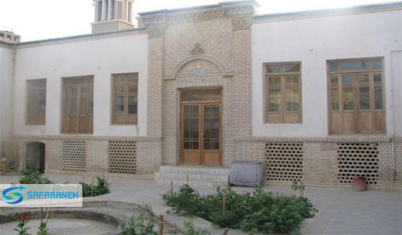 منزل حضرت امام خمینی در قم