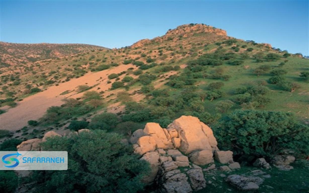 کوه هوجیر کرمانشاه