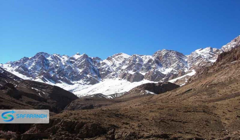 کوه جوپار کرمان