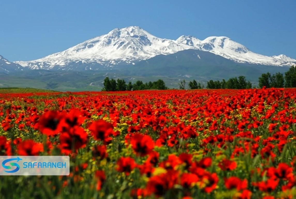 کوه سبلان اردبیل