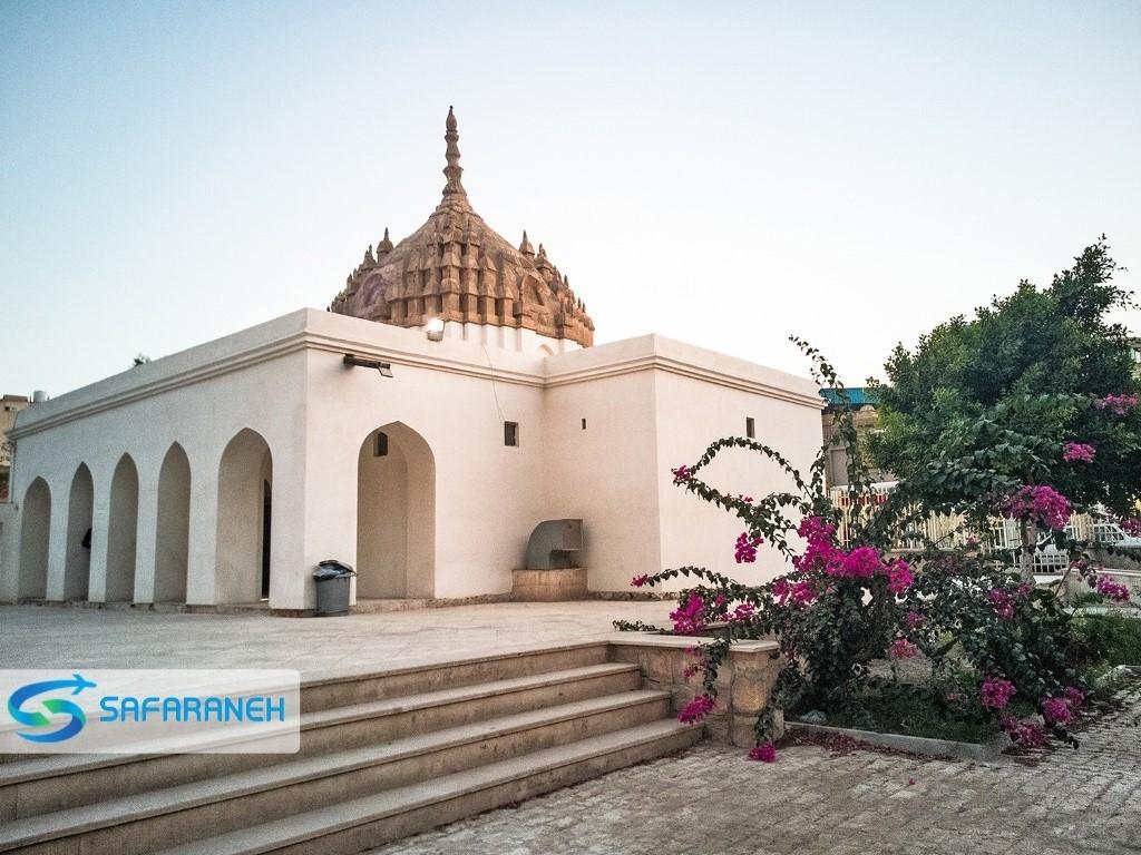معبد هندوها بندرعباس