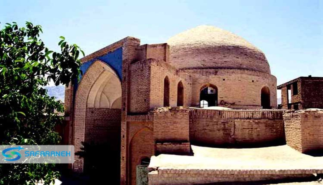 مسجد جامع ششناو تفرش