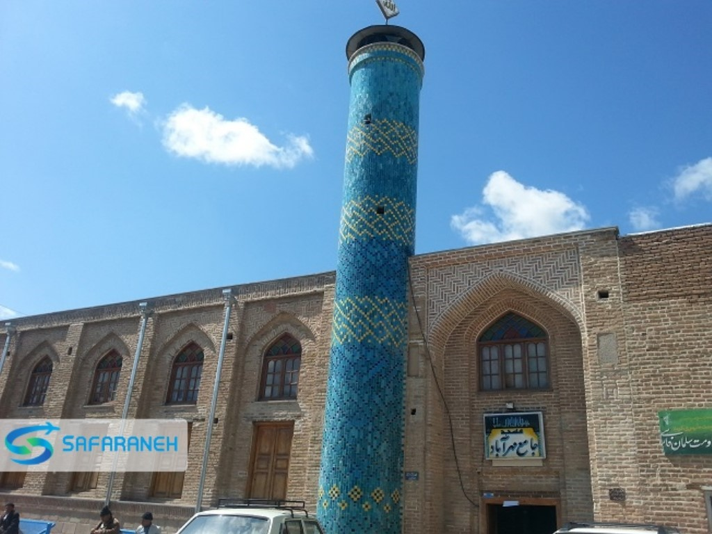 مسجد جامع مهر آباد