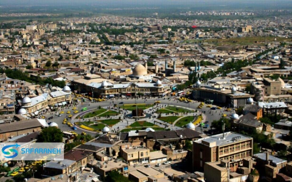 میدان امام خمینی همدان