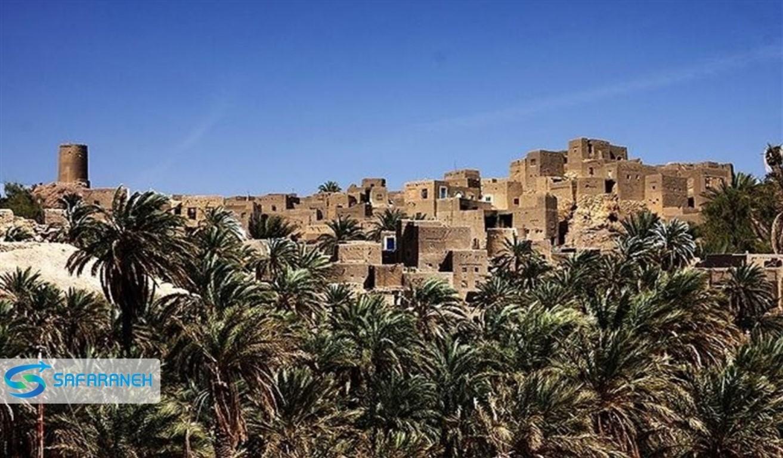 روستای نایبند طبس