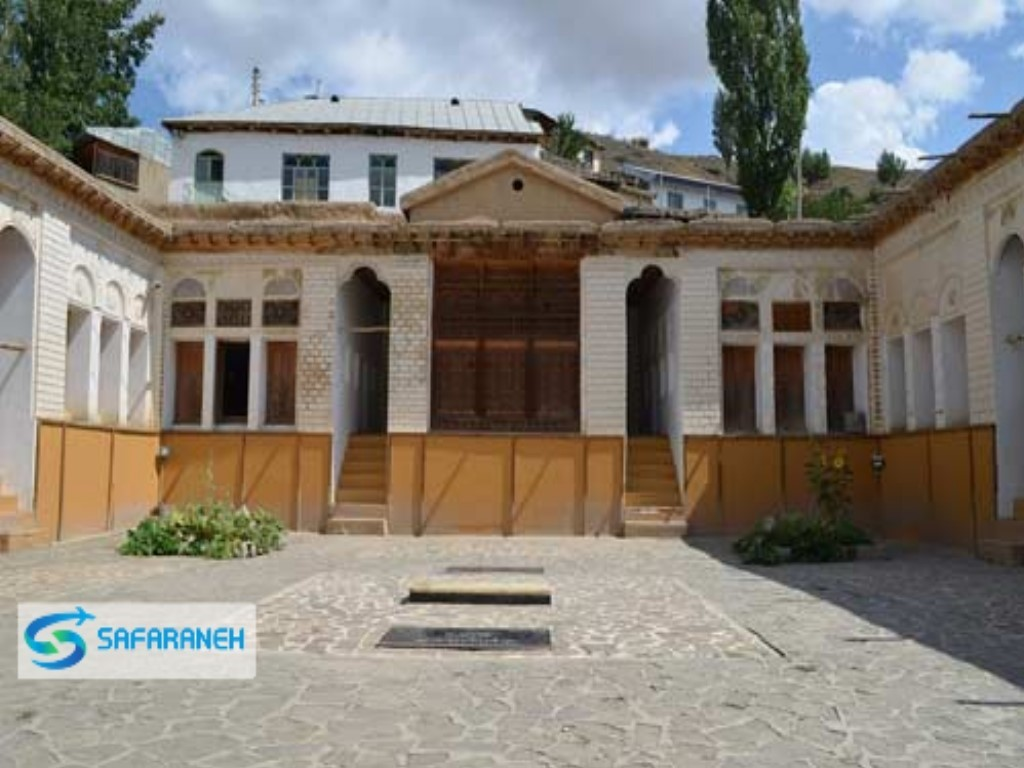 یوش و زادگاه نیما یوشیج