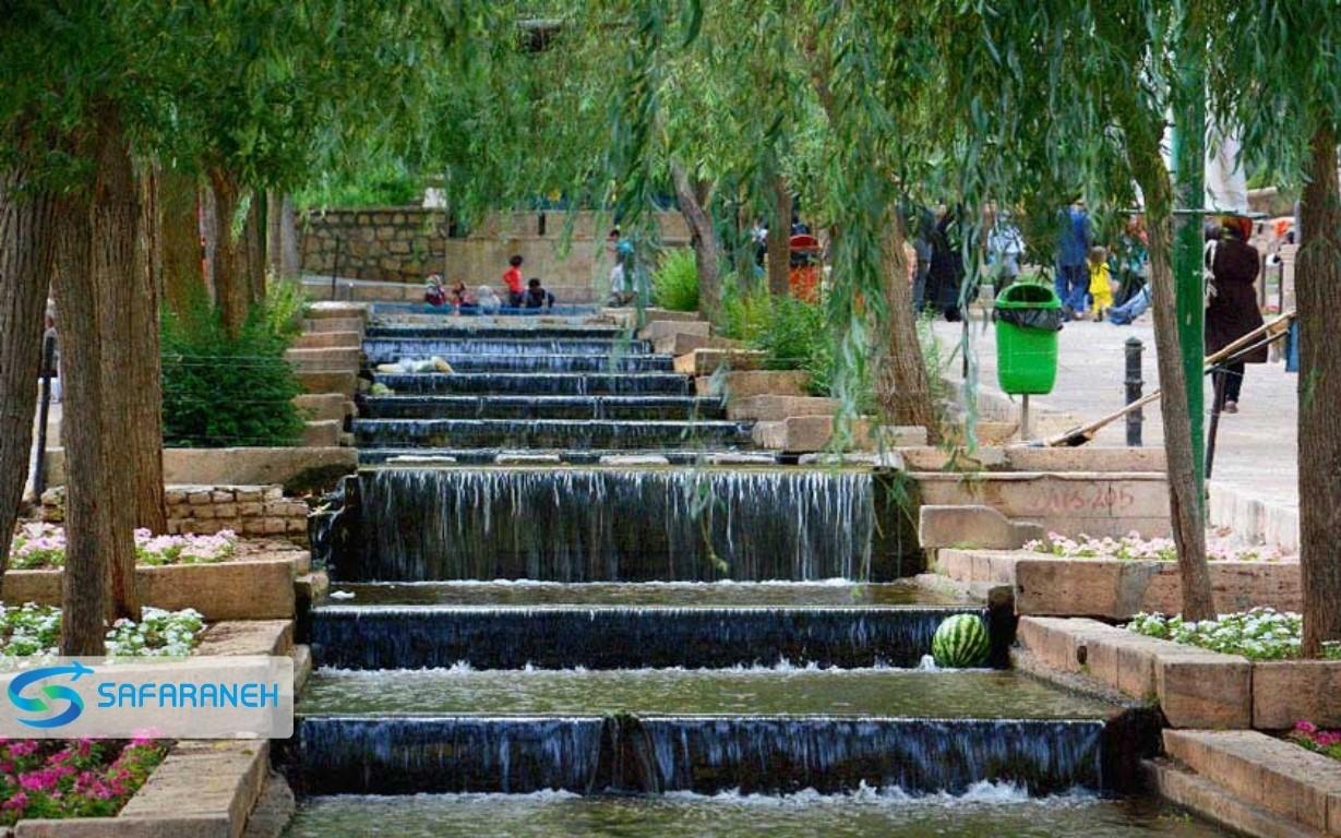 چشمه و پارک محلات