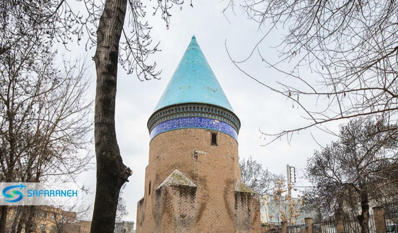 آرامگاه پیر سفید قزوین