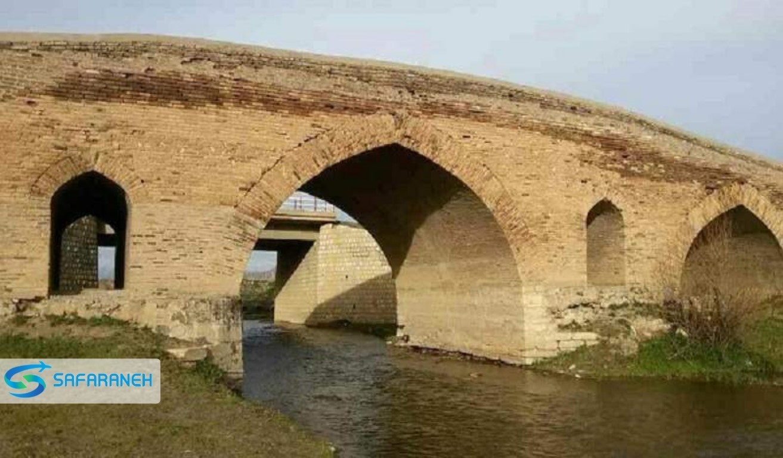 پل کوریجان کبودرآهنگ