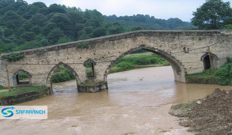 پل شاهپور سوادکوه