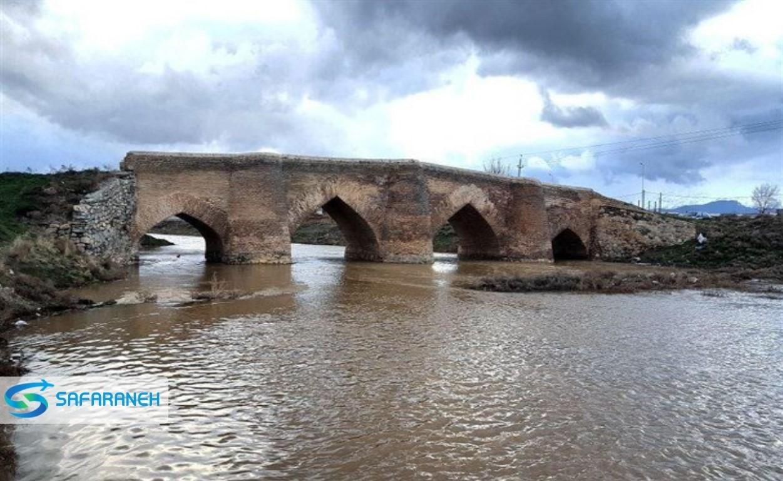 پل شکسته خسرو آباد اسد آباد