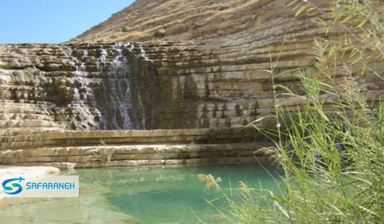رودخانه کنگاکوش قصر شیرین