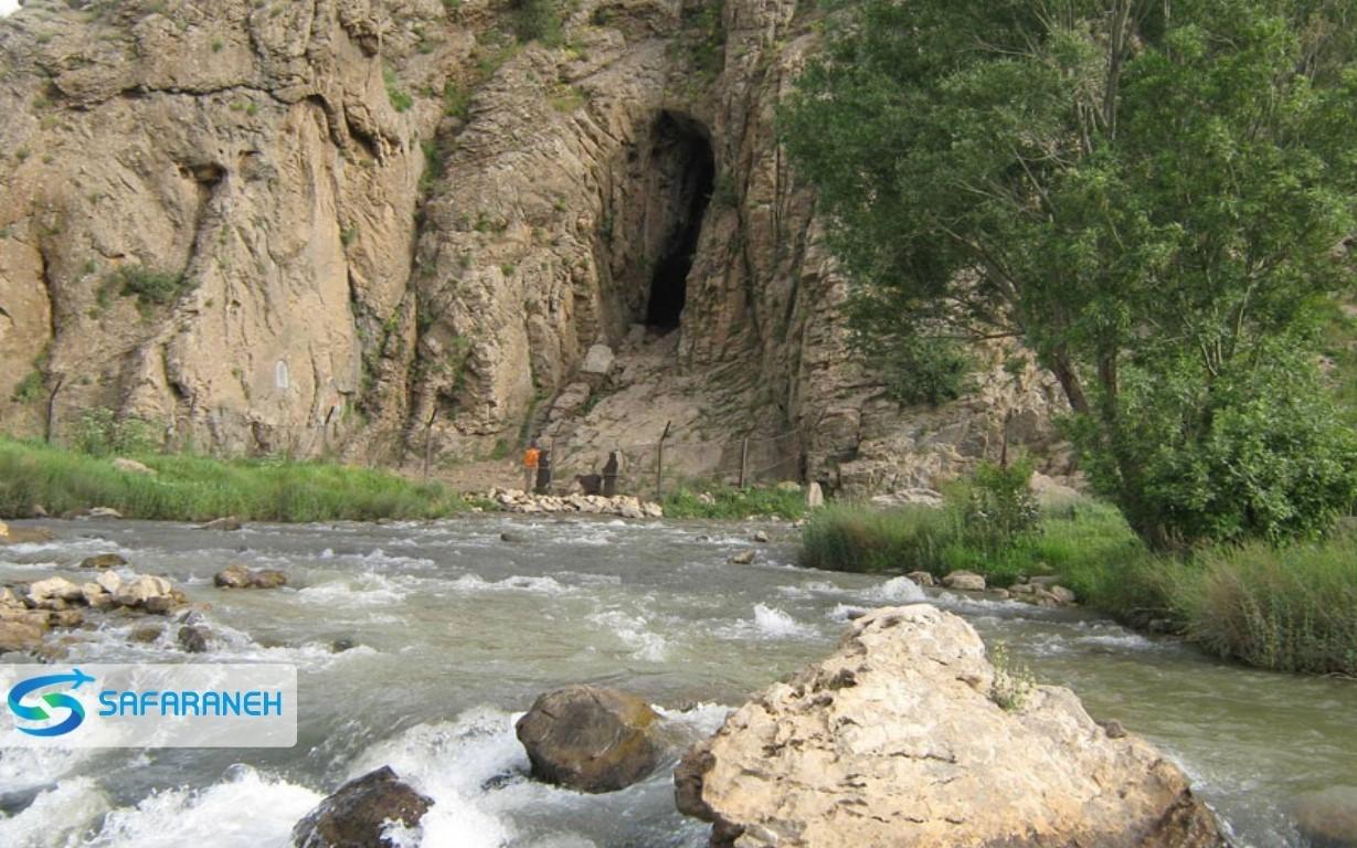 سرچشمه رودخانه گاماسیاب نهاوند
