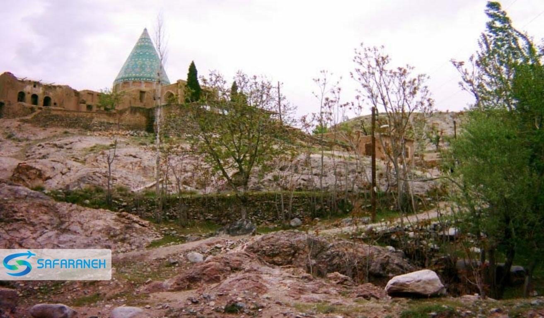 روستای ون کاشان