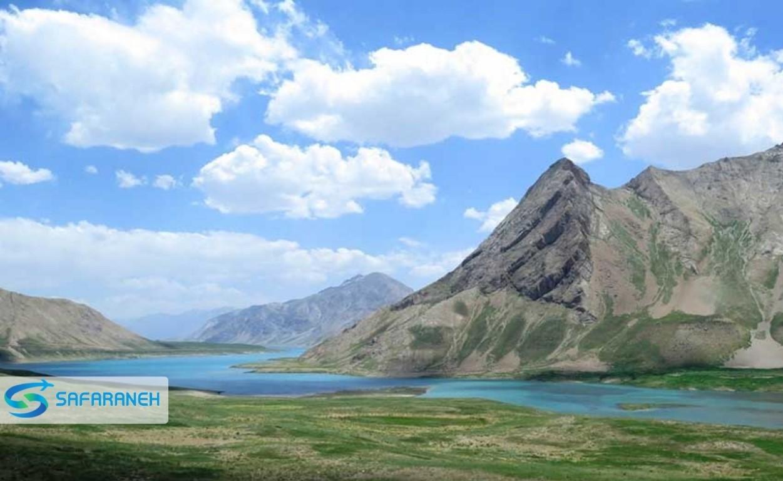 دره و دریاچه سد لار