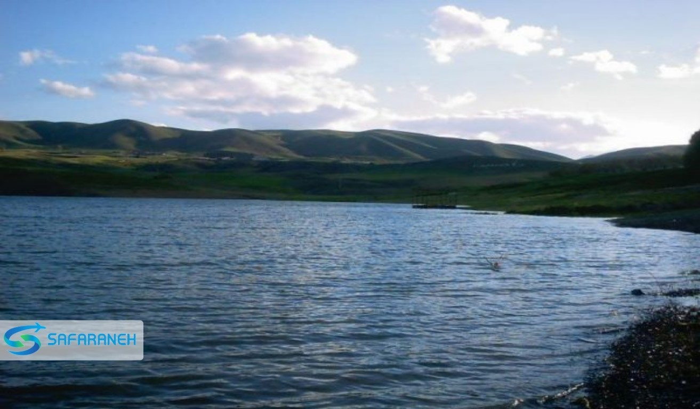 دریاچه سد قشلاق سنندج