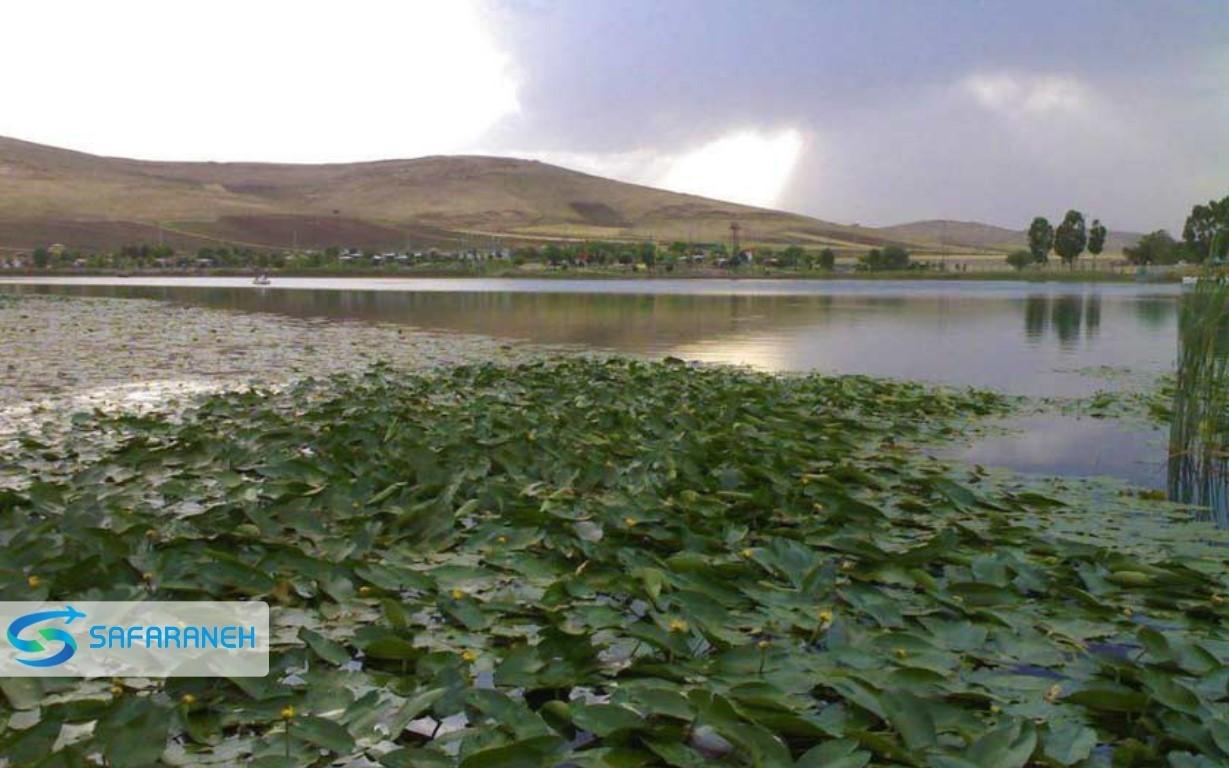 سراب نیلوفر کرمانشاه