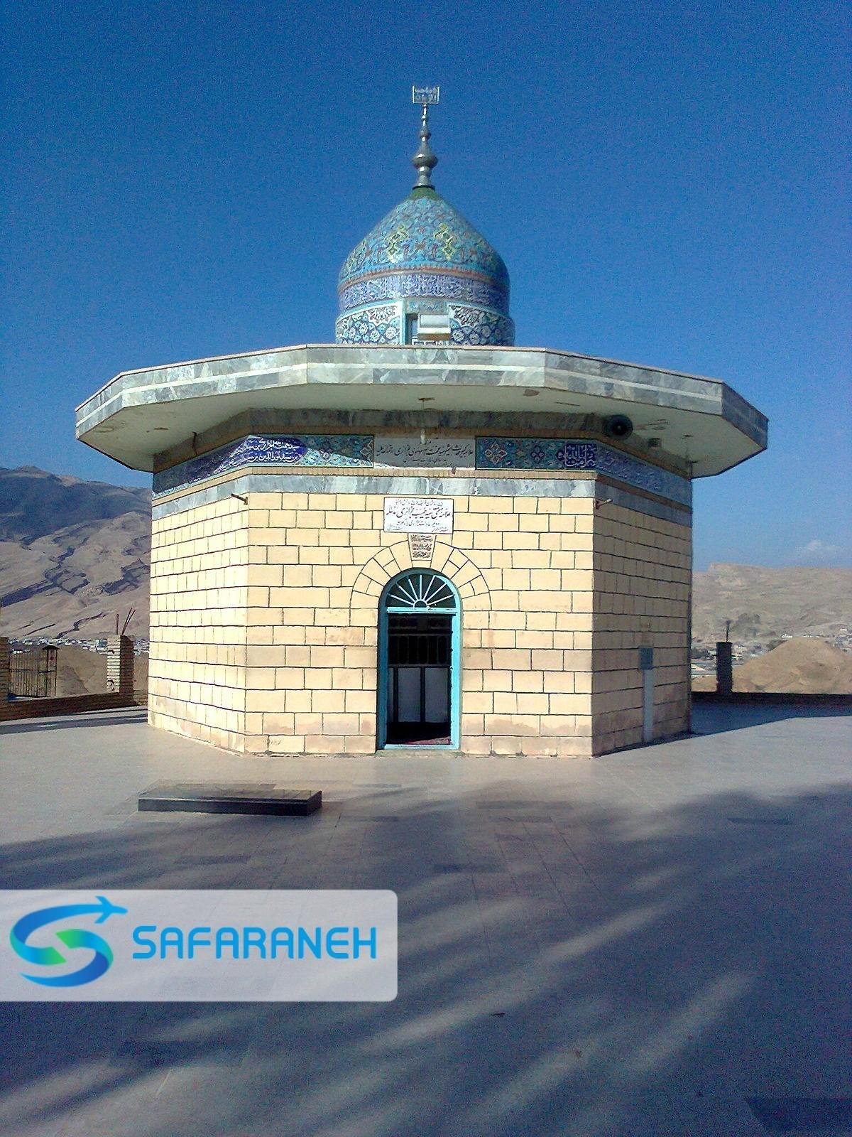 مقبره سید نعمت الله جزایری
