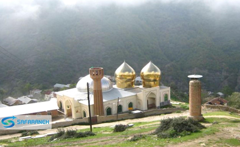 بقعه شیخ موسی و امامزاده عبدالله
