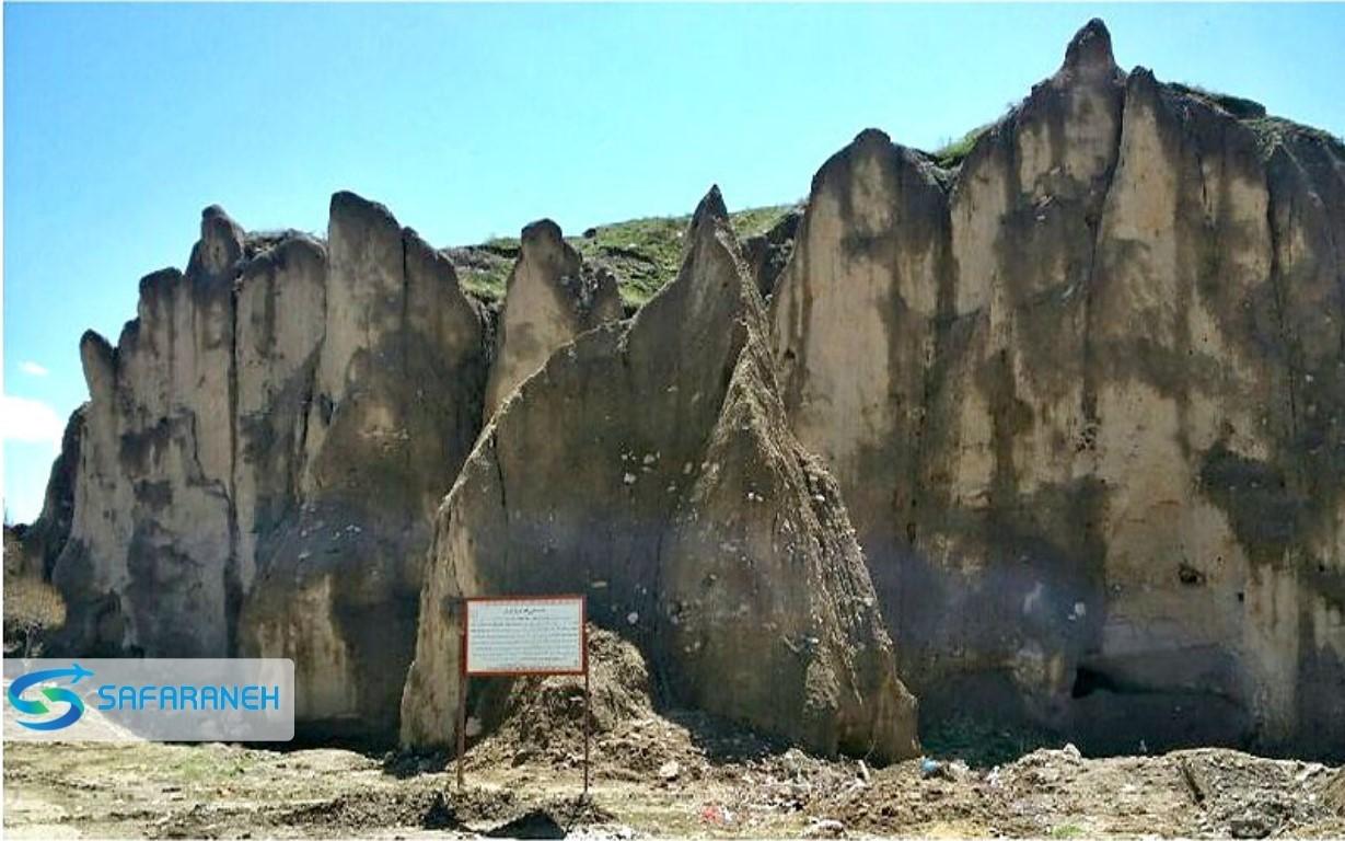 تپه تاریخی(گوراب) جوراب ملایر