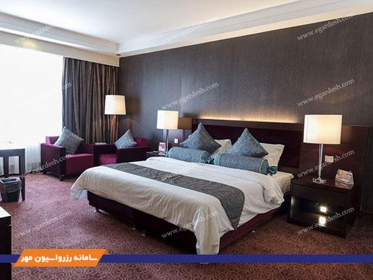 Tehran-ParsianAzadi-Hotel-DoubleRoom