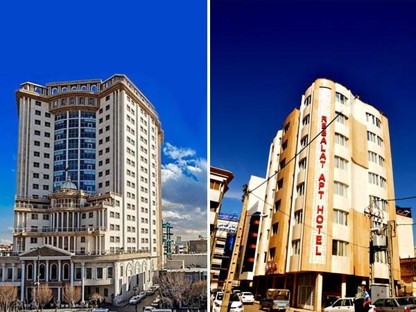 هتل یا هتل آپارتمان