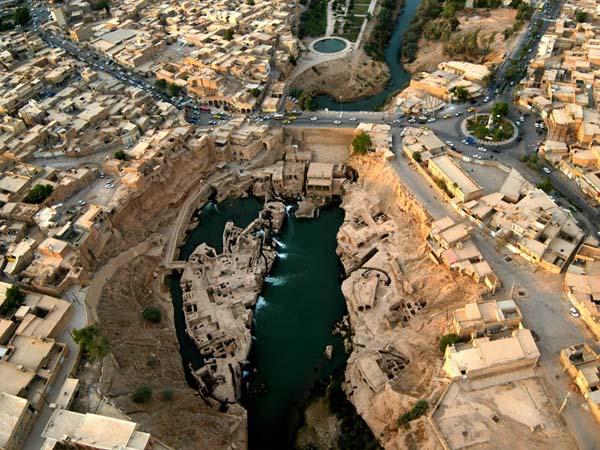 شهری با قدمت هشت هزار سال