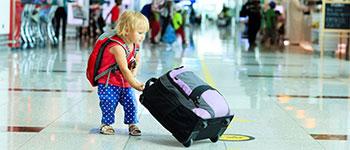 نکات سفر با کودکان