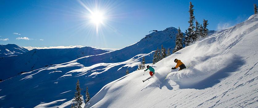 ورزش مهیج اسکی