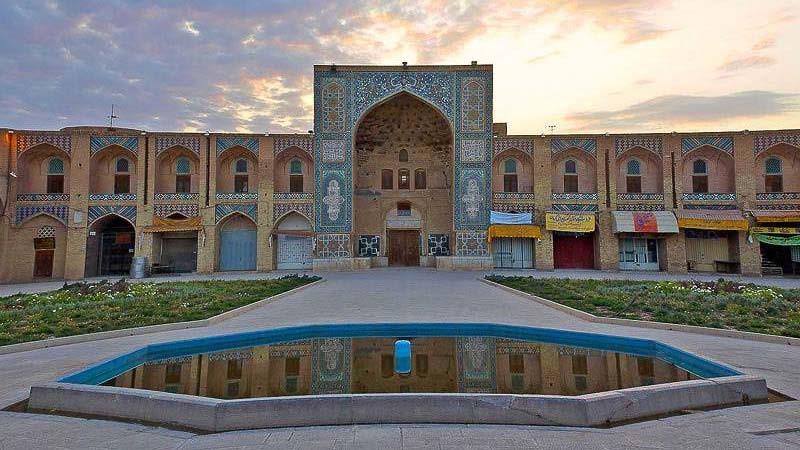 مسجد گنجعلی خان