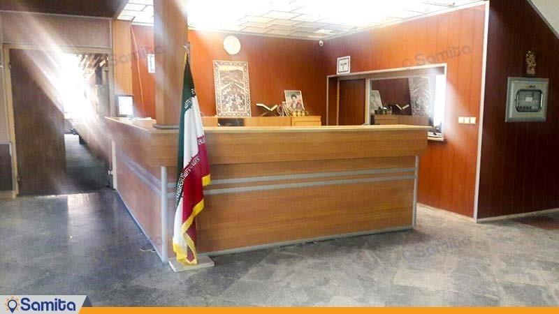 پذیرش مهمانسرای جهانگردی اردستان