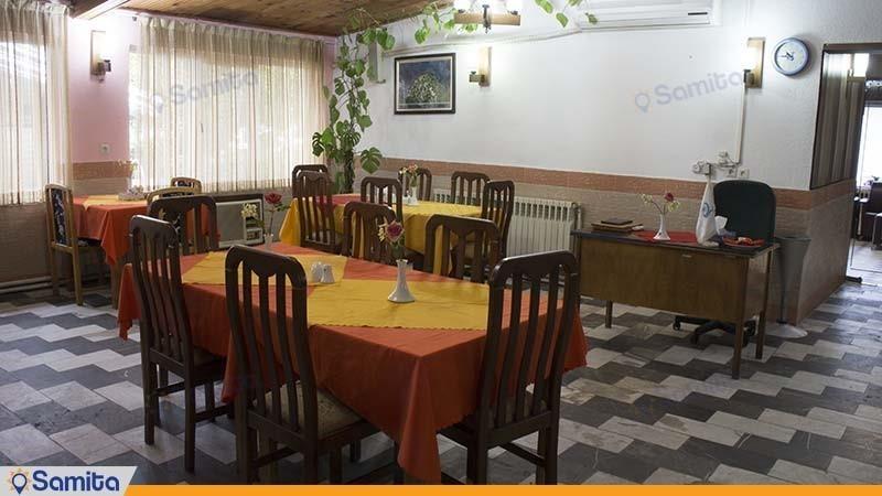 رستوران مجتمع جهانگردی خزرشهر