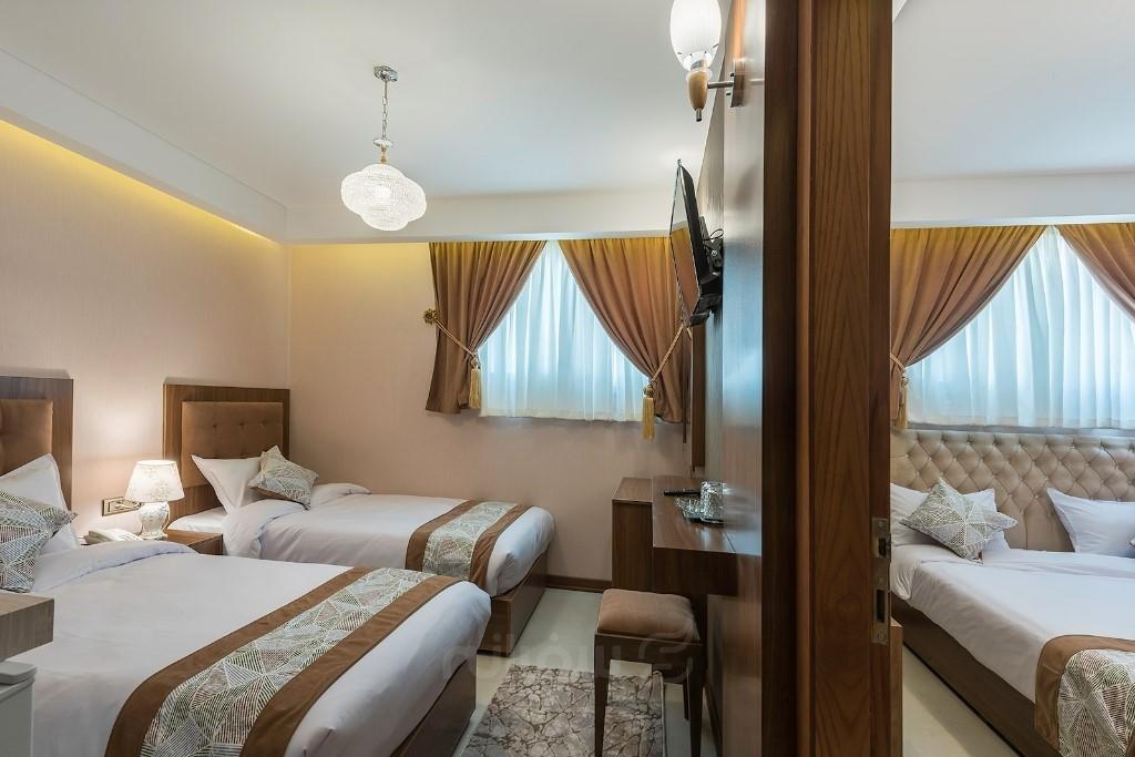 هتل دانشمند اصفهان