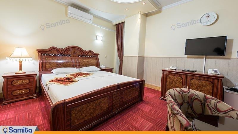 اتاق دو تخته هتل خورشید