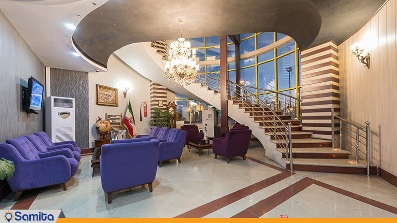 لابی هتل خورشید