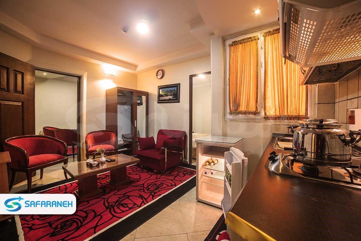 هتل افرا مشهد