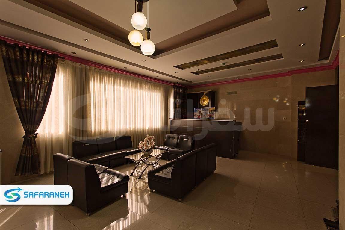 هتل آیسان مشهد