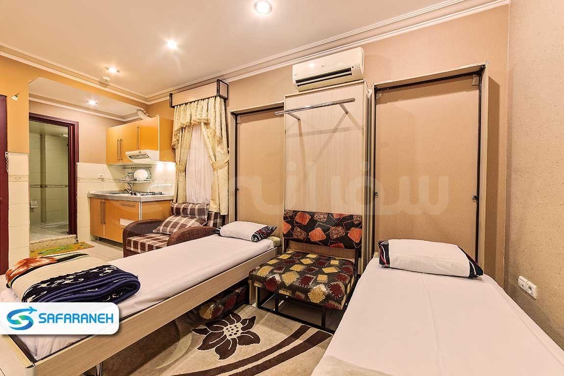 هتل قصر آیدین مشهد