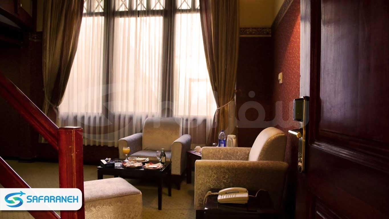 هتل آکادمی المپیک تهران