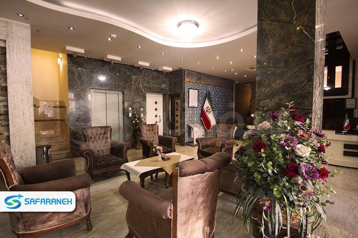 هتل رسالت مشهد