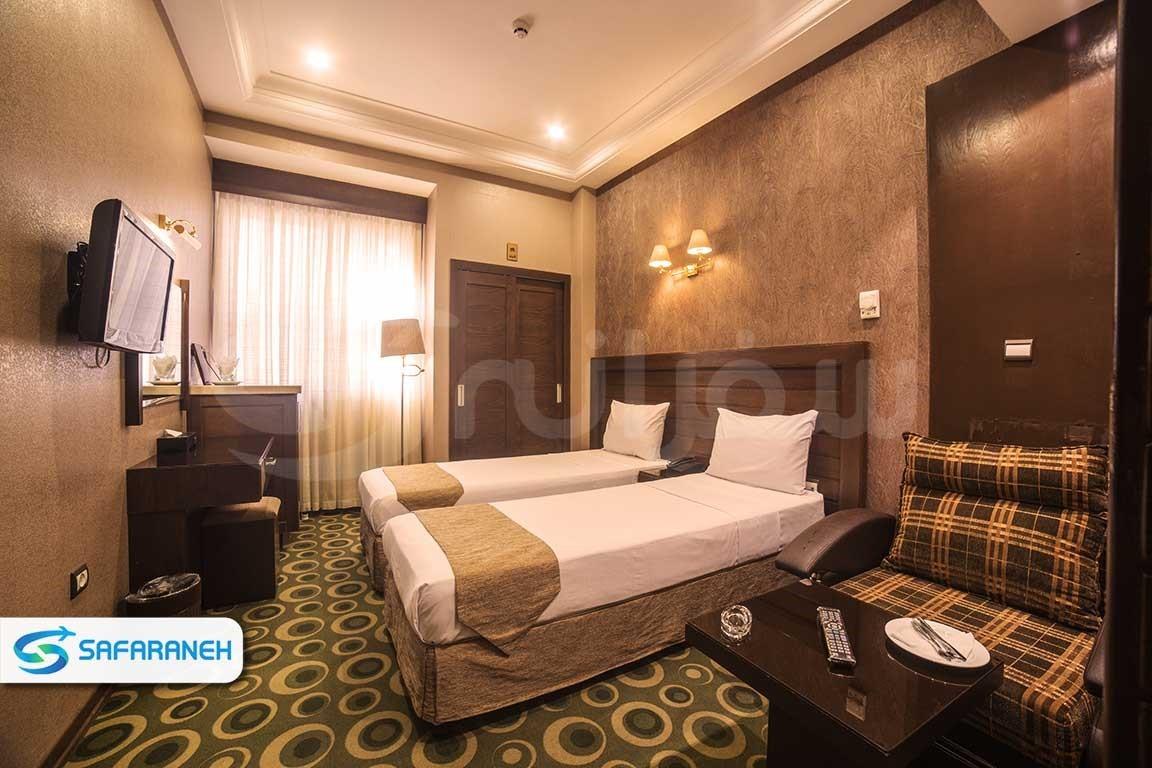 هتل توحید مشهد