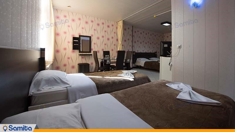 سوئیت رویال هتل جلفا