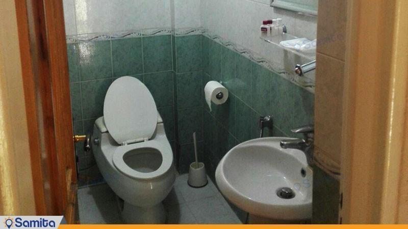 سرویس بهداشتی هتل پارسیان کلاردشت