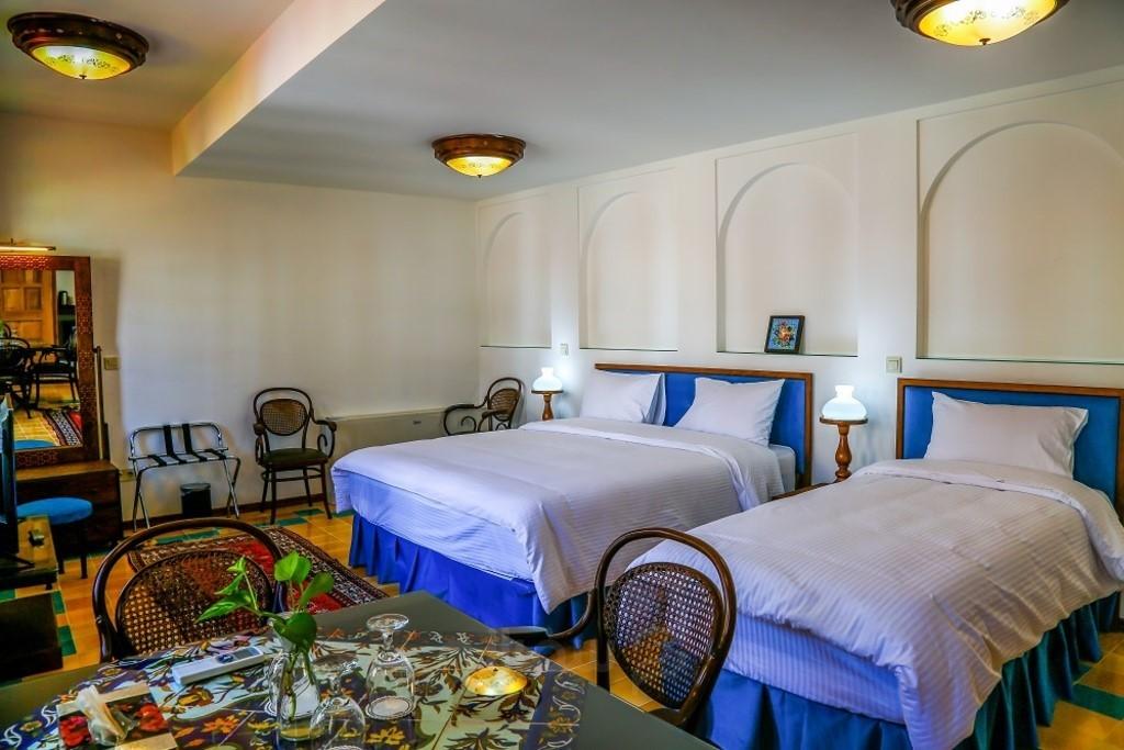 هتل سنتی کریاس اصفهان
