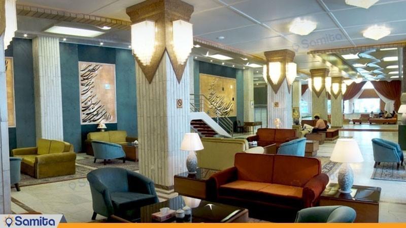 لابی هتل آسیا